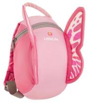 Plecak dla dzieci 1-3 lat Animal Toddler Backpack Butterfly LittleLife