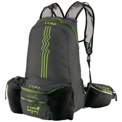 Saszetka / plecak w jednym UP CAMP black
