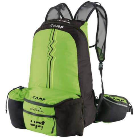 Saszetka / plecak w jednym UP CAMP green