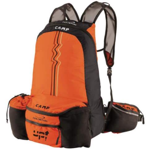 Saszetka / plecak w jednym UP CAMP orange