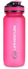 Butelka turystyczna Tritan Bottle 650ml Lifeventure różowa