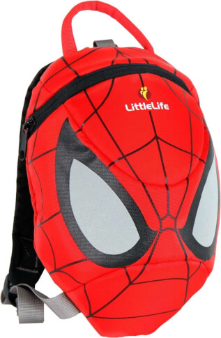 Plecak dla małych dzieci 1-3 lat Disney Spiderman LittleLife