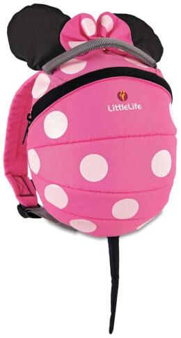 Plecak dla małych dzieci 1-3 lat Disney Pink Minnie LittleLife