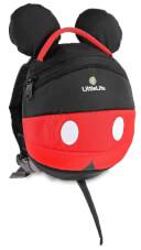 Plecak dla małych dzieci 1-3 lat Disney Mickey LittleLife