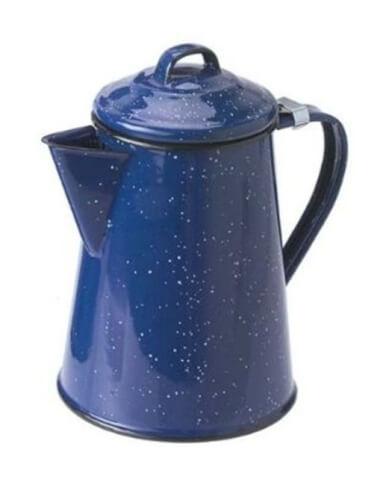 Turystyczny dzbanek do kawy COFFEE POT 12 CUP GSI outdoors niebieski