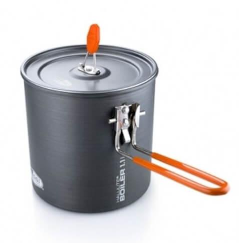 Garnek turystyczny 1,1 litra Boiler HALULITE GSI outdoors