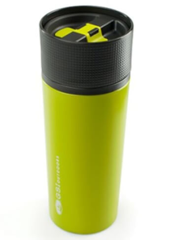 Kubek termiczny 500 ml zielony GLACIER STAINLESS COMMUTER MUG GSI outdoors