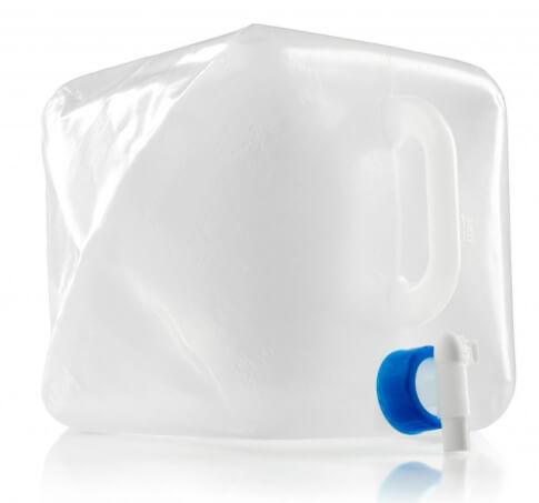 Składany pojemnik na wodę 10 litrów do skompresowania WATER CUBE GSI outdoors