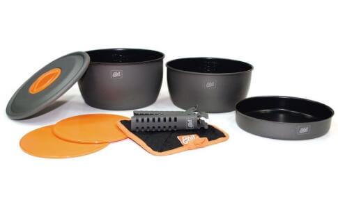 Naczynia Esbit Aluminium Cookware 3 Non-Stick