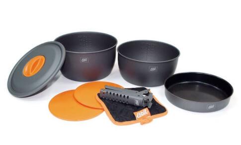 Naczynia Esbit Aluminium Cookware 3 Standard