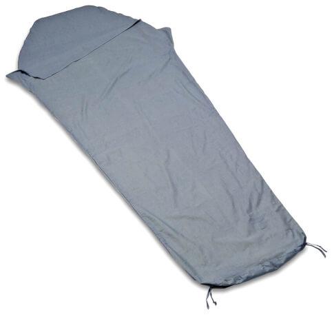 Antybakteryjna bawełniana wkładka do śpiwora mumia Ex3 Cotton Sleeper Lifeventure