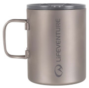 Ultralekki tytanowy kubek termiczny Titanium Insulated Mug Lifeventure