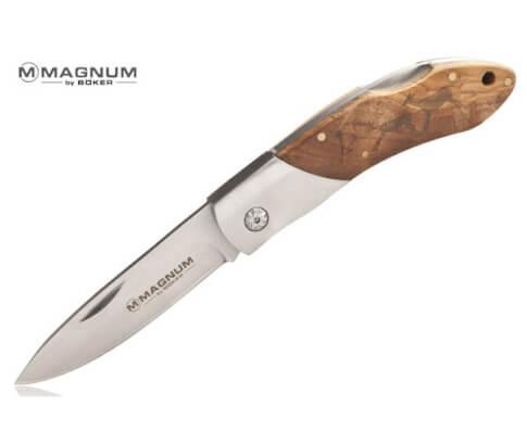 Składany nóż Boker Magnum Caveman Steel