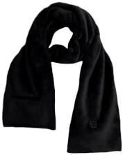 Ogrzewany szalik Glovii czarny
