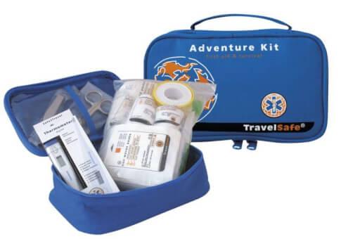 Apteczka turystyczna Adventure Kit Travel Safe 42 elementy