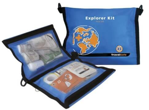 Apteczka turystyczna Explorer Kit Travel Safe 52 elementy