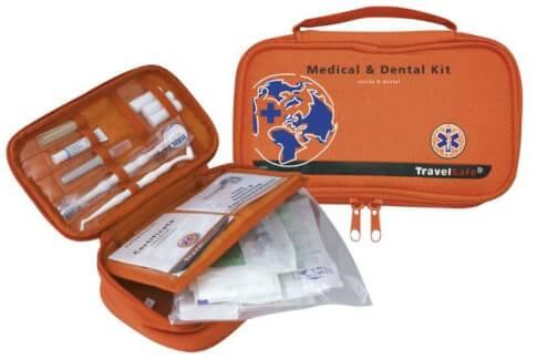 Apteczka turystyczna Medical & Dental Kit TravelSafe 42 elementy