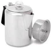 Turystyczny zaparzacz do kawy 9 kubków GSI GLACIER STAINLESS 9 CUP PERC