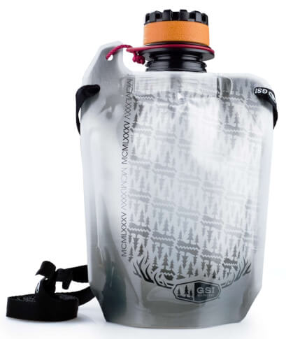 Bukłak zwijany 275 ml GSI HIGHLAND FIFTH FLASK