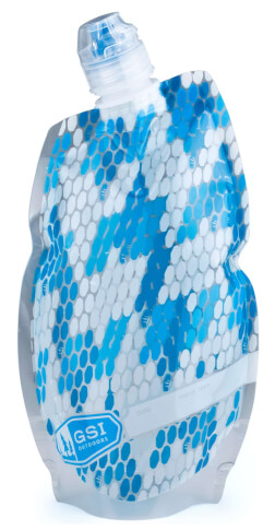 Butelka turystyczna 0,5 L niebieska GSI H2O LITE