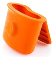 Chwytak silikonowy do garnków GSI MICROGRIPPER pomarańczowy