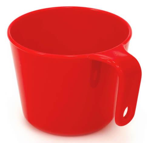 Kubek turystyczny GSI CASCADIAN CUP czerwony