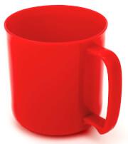 Kubek turystyczny GSI CASCADIAN MUG czerwony