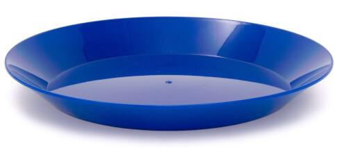 Turystyczny talerz niebieski GSI outdoors CASCADIAN PLATE