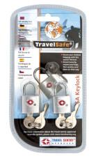 Kłódka na kluczyk Trafel Safe - Travellock Key TSA