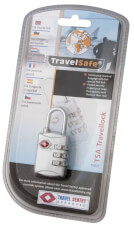 Kłódka do bagażu Travel Safe -  Travellock TSA