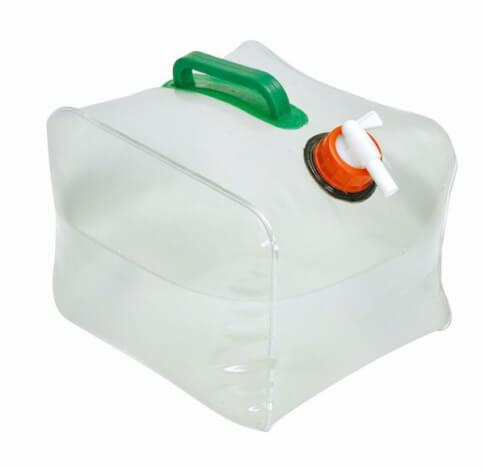 Pojemnik składany na wodę 10 litrów Wabox Brunner