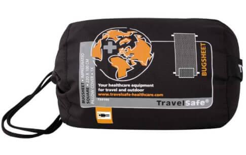 Prześcieradło turystyczne 1 osobowe Bug Sheet Travel Safe