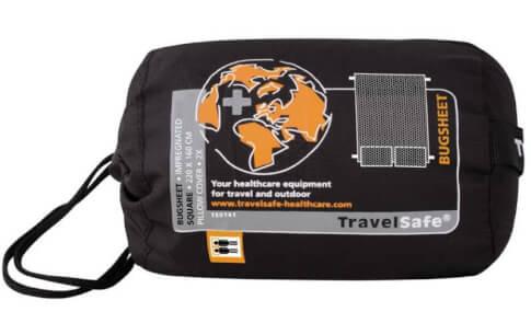 Prześcieradło turystyczne dla 2 osób Bug Sheet Travel Safe