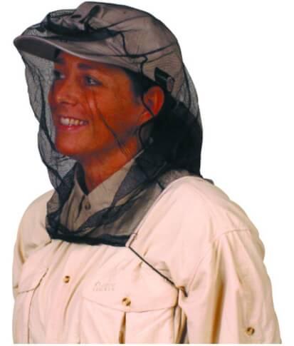 Moskitiera z czapką z daszkiem Netcap Travel Safe