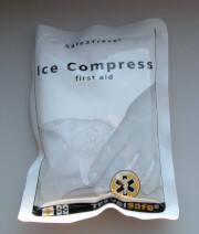 Zimny kompres okład żelowy Travel Safe