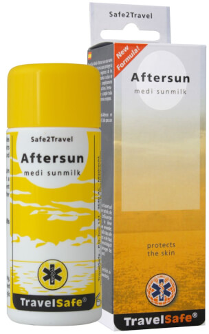 Mleczko po opalaniu Travel Safe Aftersun 100 ml