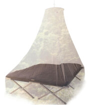 Moskitiera impregnowana Travel Safe Pyramid Style dla 1 2 osób