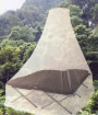 Moskitiera turystyczna Travel Safe Pyramid Style z dodatkową impregnacją dla 2 osób