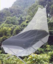 Moskitiera turystyczna Travel Safe - Wilderness Triangle Style dla 1 osoby