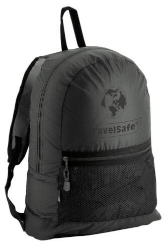 Składany plecak turystyczny 18L Featherpack Super Light Travel Safe