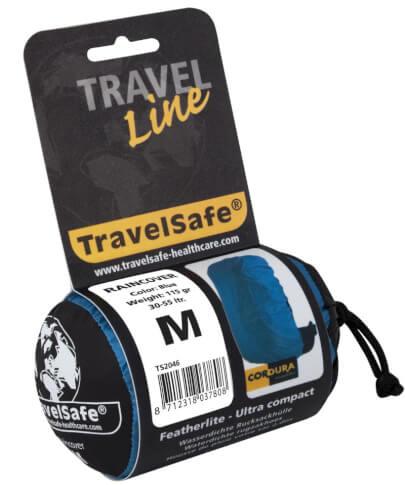 Pokrowiec przeciwdeszczowy na plecak Travel Safe Featherlite Raincover M