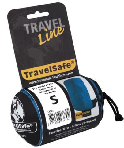 Pokrowiec przeciwdeszczowy na plecak Travel Safe Featherlite Raincover S