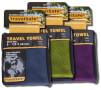 Ręcznik szybkoschnący Travel Safe Microfiber Towel S fioletowy