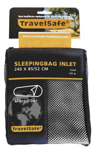 Wkładka do śpiwora Travel Safe Micro Fieber Mummy
