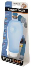 Turystyczny pojemnik na płyny Travel Safe Squeeze Bottle 90 ml Blue