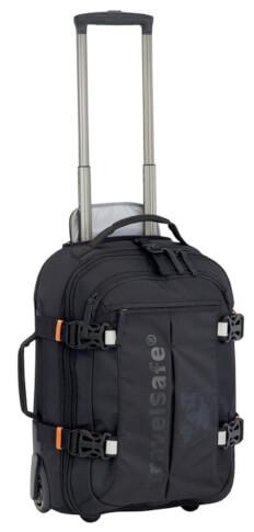 Walizka torba podróżna na kółkach Travel Safe JFK24