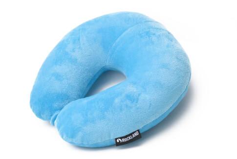 Dziecięca poduszka turystyczna Rockland 2-WAY'S KID's niebieska