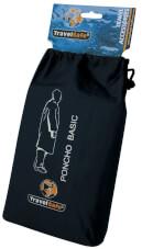 Peleryna przeciwdeszczowa Travel Safe Poncho Basic Navy