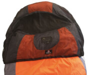 Moskitiera na kaptur śpiwora Travel Safe - Pillow Net