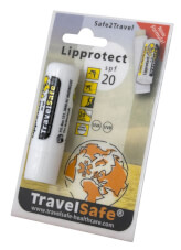 Pomadka ochronna z filtrem UV Travel Safe Lipprotect SPF 20